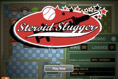 Steroid Slugger